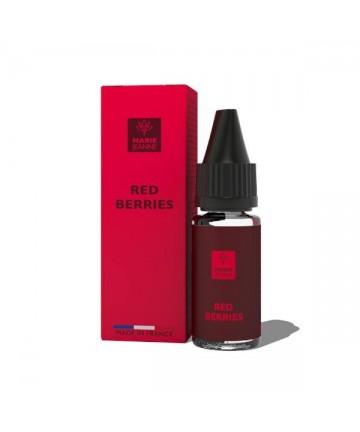 Eliquide CBD Red berries 10ML - Marie Jeanne