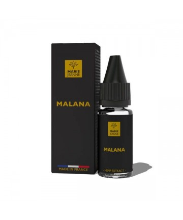 Eliquide CBD Malana 10ML - Marie Jeanne