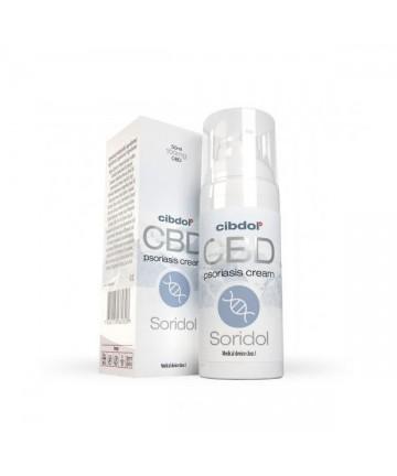 Crème Psoriasis & démangeaisons CBD - Cibdol