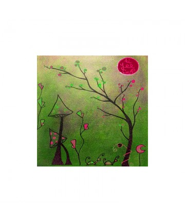 Pomme Rhubarbe - le vaporium