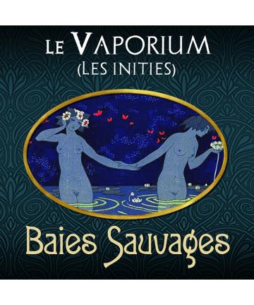Baies sauvages -  le vaporium