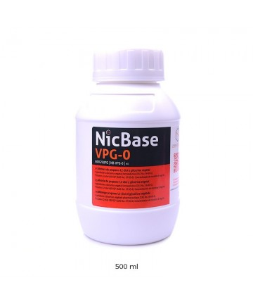 Base DIY VPG 50/50 Chemnovatic