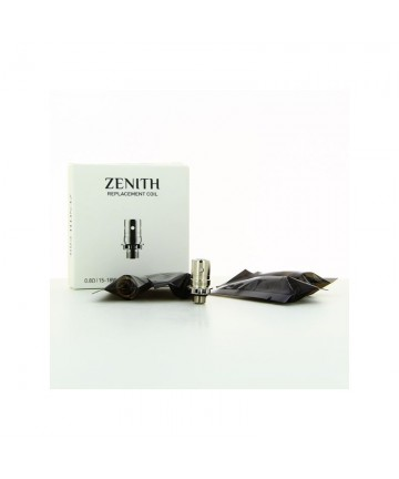 Pack de 5 resistances zenith Innokin 0.8 ohm