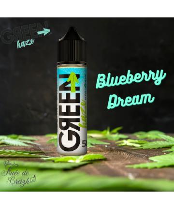 Eliquide CBD Blueberry dream Green Haze 60 ml