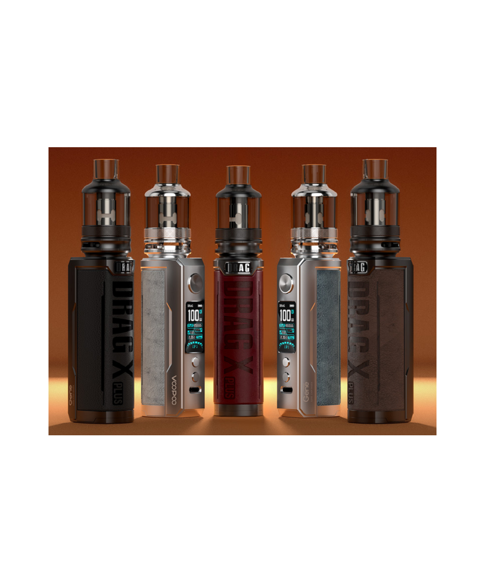 Kit Drag X Plus Pod 100W 5.5ml Voopoo
