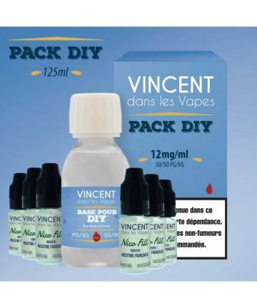 Pack DIY 12 mg (125 ml)