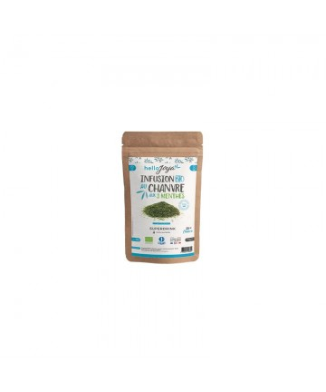 Infusion Chanvre 3 Menthes Bio