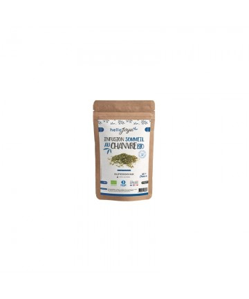 Infusion Sommeil Chanvre Bio