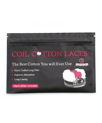 Lacets en coton Steam Crave