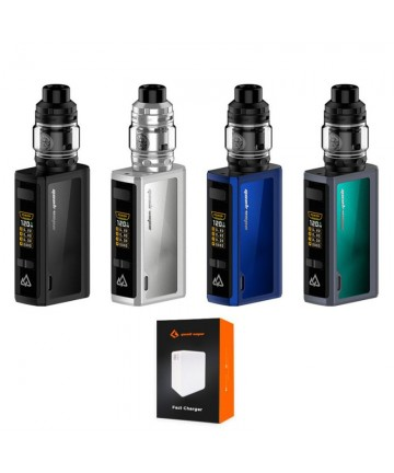 Kit Obelisk 120 + Fast Chargeur Geekvape cigarette électronique